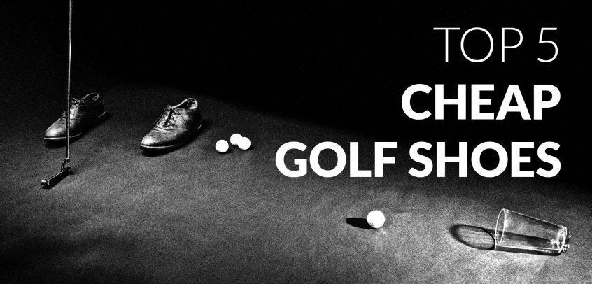 best cheap golf shoes 2017